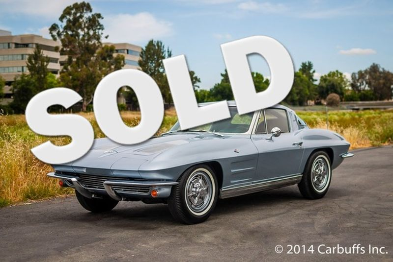 1963 Chevrolet Corvette Coupe | Concord, CA | Carbuffs in Concord, CA