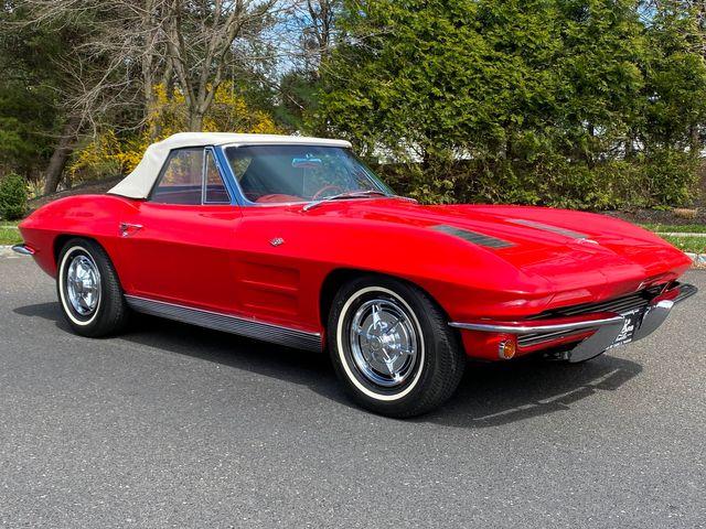 1963 Chevrolet Corvette Convertible C2 FRAMEUP RESTO CORRECT CODES