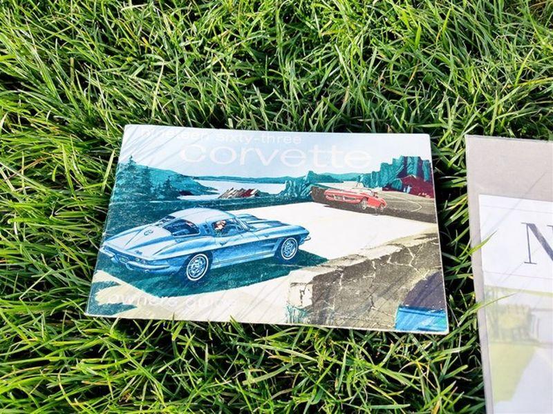 1963 Chevrolet Corvette BLOOMINGTON GOLD CERTIFIED! in Rowlett, Texas