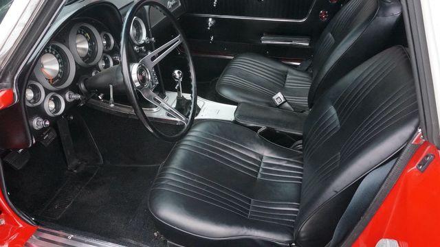 1963 Chevrolet CORVETTE FUEL INJECTED RESTOMOD Valley Park, Missouri 25