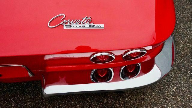 1963 Chevrolet CORVETTE FUEL INJECTED RESTOMOD Valley Park, Missouri 16