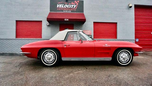1963 Chevrolet CORVETTE FUEL INJECTED RESTOMOD Valley Park, Missouri 6