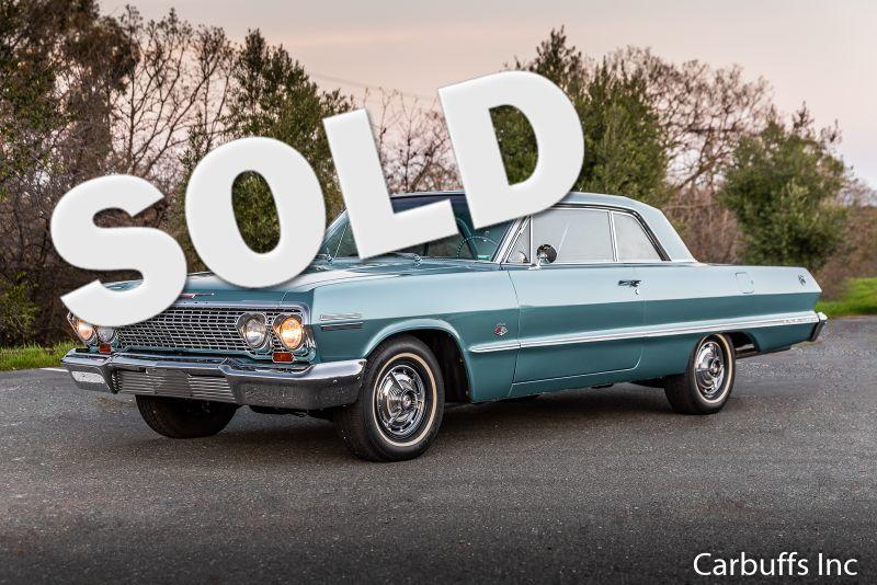 1963 Chevrolet Impala 409    Concord, CA   Carbuffs