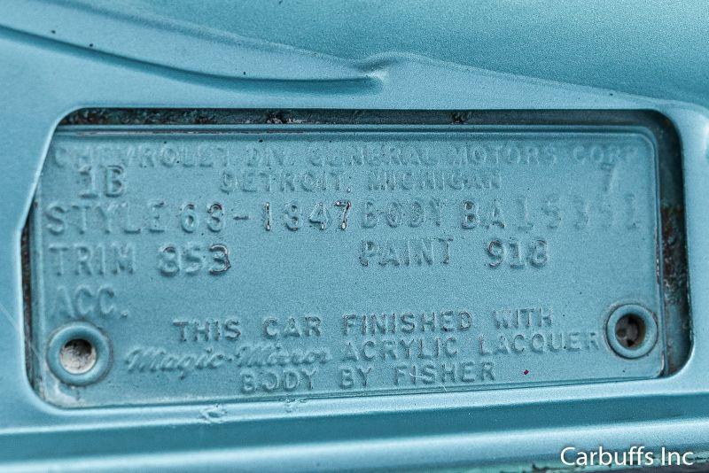 1963 Chevrolet Impala 409  | Concord, CA | Carbuffs in Concord, CA