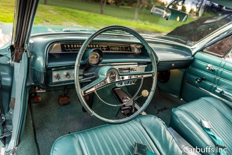 1963 Chevrolet Impala 409    Concord, CA   Carbuffs in Concord, CA