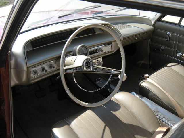 1963 Chevrolet IMPALA SS  2DR COUPE Chesterfield, Missouri 14