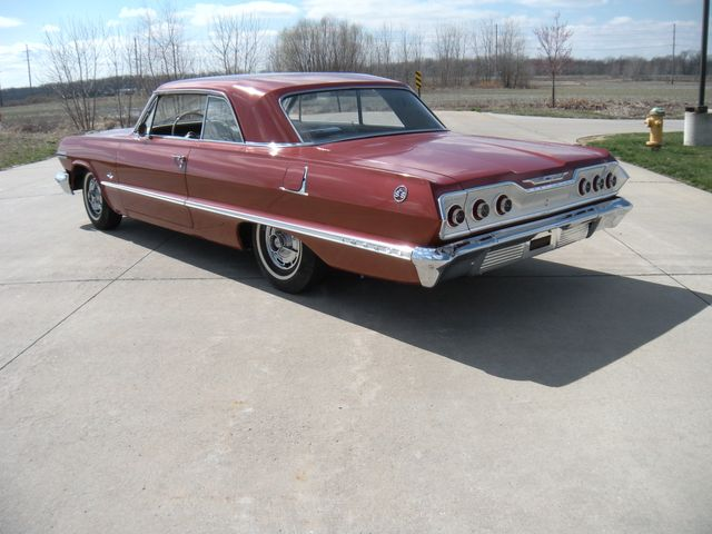 1963 Chevrolet IMPALA SS  2DR COUPE Chesterfield, Missouri 4