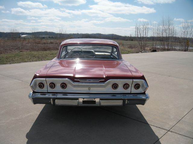 1963 Chevrolet IMPALA SS  2DR COUPE Chesterfield, Missouri 6
