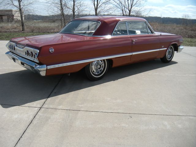1963 Chevrolet IMPALA SS  2DR COUPE Chesterfield, Missouri 5