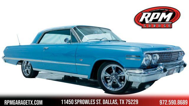 1963 Chevrolet Impala SS Fully Restored Show Car