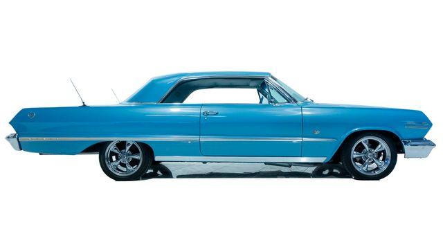 1963 Chevrolet Impala SS Fully Restored Show Car in Dallas, TX 75229