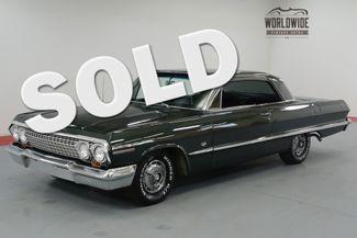 1963 Chevrolet IMPALA SS in Denver CO