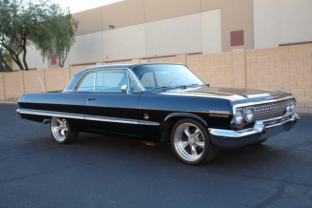 1963 Chevrolet Impala  409 Phoenix, AZ 0