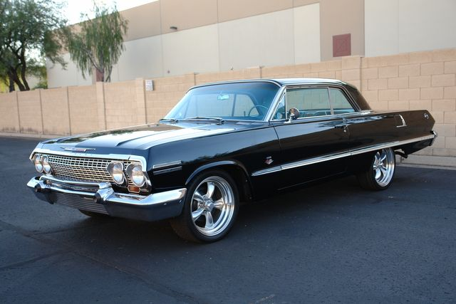 1963 Chevrolet Impala  409 Phoenix, AZ 10