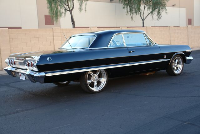 1963 Chevrolet Impala  409 Phoenix, AZ 2