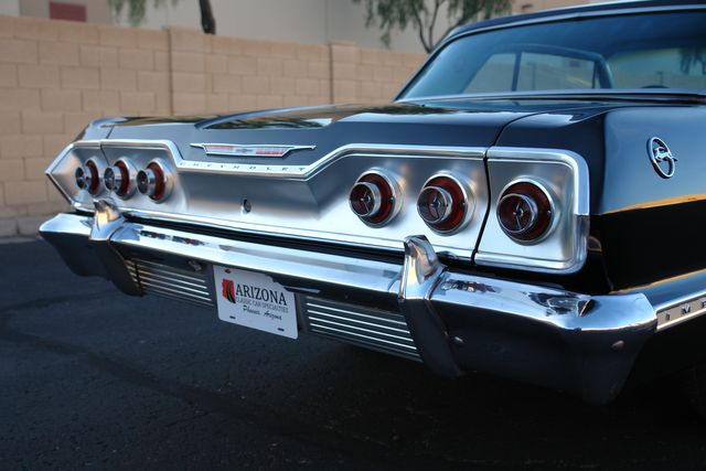 1963 Chevrolet Impala  409 Phoenix, AZ 3