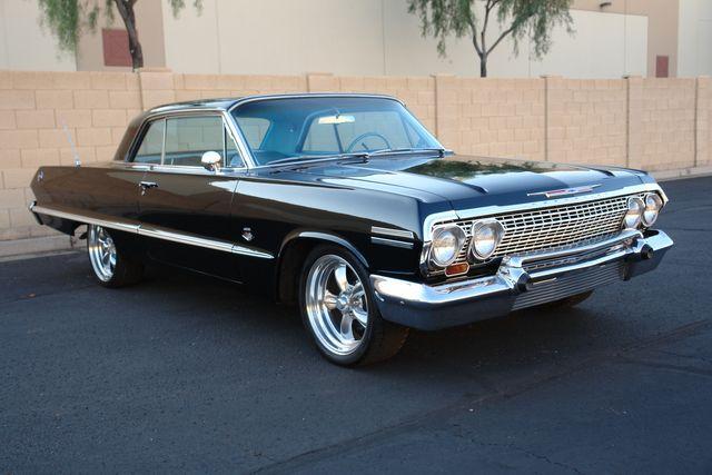 1963 Chevrolet Impala  409 Phoenix, AZ 9