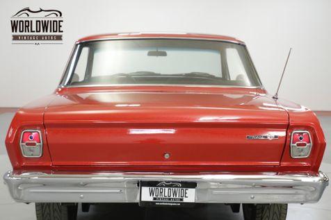 1963 Chevrolet NOVA  RESTORED CHROME DISC PB PS BUILT MUST SEE  | Denver, CO | Worldwide Vintage Autos in Denver, CO