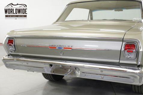 1963 Chevrolet NOVA 2 DOOR HARDTOP 327 AUTO DISC BRAKES PS PB  | Denver, CO | Worldwide Vintage Autos in Denver, CO