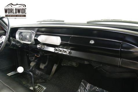 1963 Chevrolet NOVA II  350V8 MUNCIE 4-SPEED FORD 8.8 INCH POSI | Denver, CO | Worldwide Vintage Autos in Denver, CO