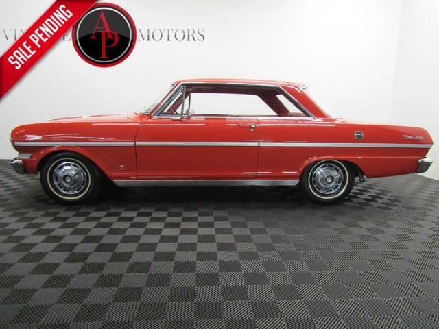 1963 Chevrolet NOVA SS RESTORED