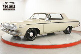 1963 Dodge 440 V8 PS PUSH BUTTON AUTO RESTORED MOPAR RARE  | Denver, CO | Worldwide Vintage Autos in Denver CO