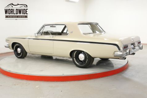 1963 Dodge 440 V8 PS PUSH BUTTON AUTO RESTORED MOPAR RARE  | Denver, CO | Worldwide Vintage Autos in Denver, CO