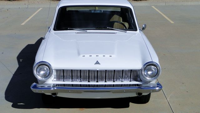 1963 Dodge DART 270 SPORT COUPE CALIFORNIA CAR Phoenix, Arizona 10