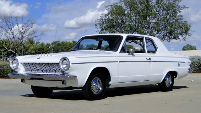 1963 Dodge DART 270 SPORT COUPE CALIFORNIA CAR Phoenix, Arizona 4