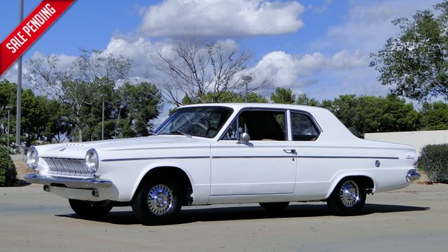 1963 Dodge DART 270 SPORT COUPE CALIFORNIA CAR Phoenix, Arizona