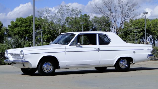 1963 Dodge DART 270 SPORT COUPE CALIFORNIA CAR Phoenix, Arizona 12