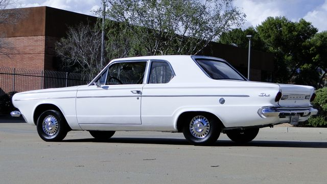 1963 Dodge DART 270 SPORT COUPE CALIFORNIA CAR Phoenix, Arizona 22