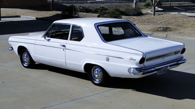 1963 Dodge DART 270 SPORT COUPE CALIFORNIA CAR Phoenix, Arizona 6
