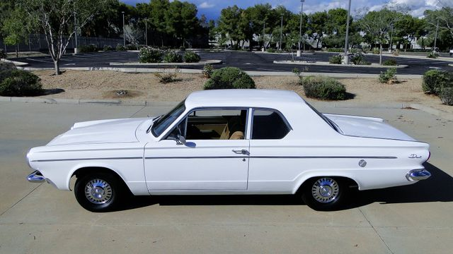 1963 Dodge DART 270 SPORT COUPE CALIFORNIA CAR Phoenix, Arizona 25