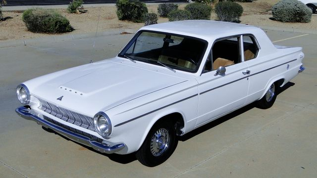 1963 Dodge DART 270 SPORT COUPE CALIFORNIA CAR Phoenix, Arizona 21