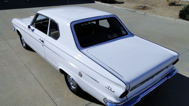 1963 Dodge DART 270 SPORT COUPE CALIFORNIA CAR Phoenix, Arizona 11