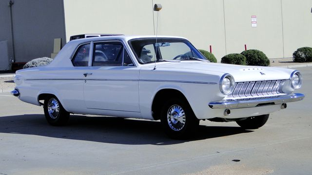 1963 Dodge DART 270 SPORT COUPE CALIFORNIA CAR Phoenix, Arizona 19