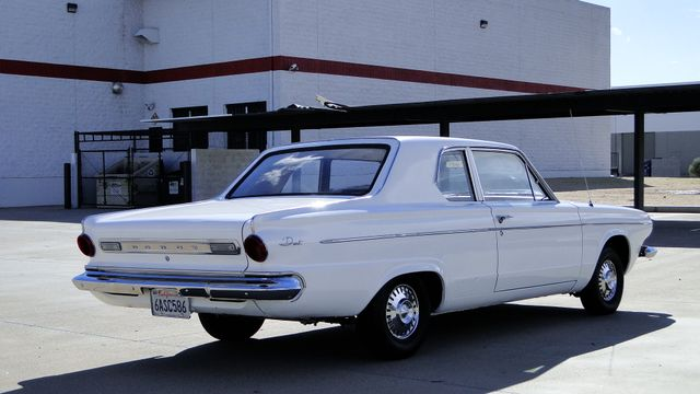 1963 Dodge DART 270 SPORT COUPE CALIFORNIA CAR Phoenix, Arizona 5