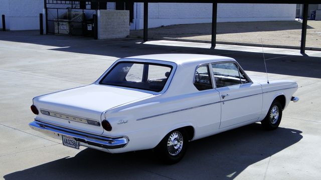 1963 Dodge DART 270 SPORT COUPE CALIFORNIA CAR Phoenix, Arizona 23