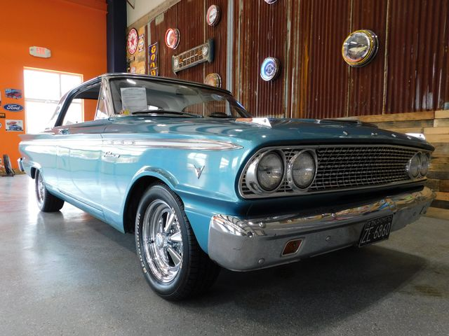 1963 Ford FAIRLANE 500 SPORT COUPE in Mustang, OK 73064