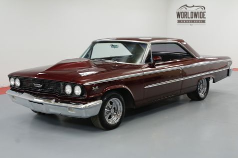 1963 Ford GALAXIE 500 460 CID V8 C6 AUTO 500HP INCREDIBLE BUILD | Denver, CO | Worldwide Vintage Autos in Denver, CO