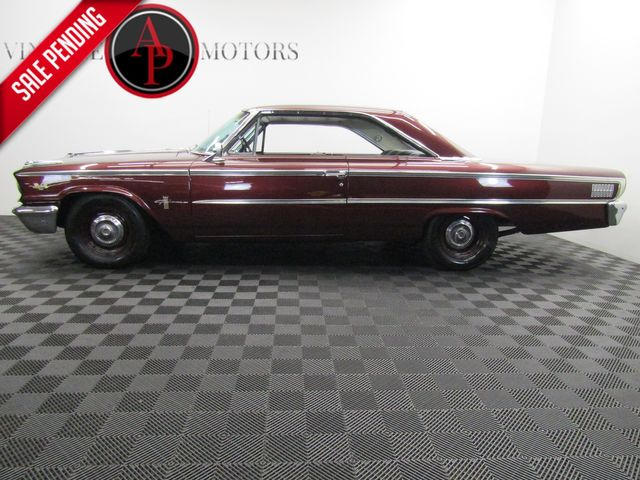 1963 Ford Galaxie 500 Q CODE 427 V8 4 SPD SHOW CAR
