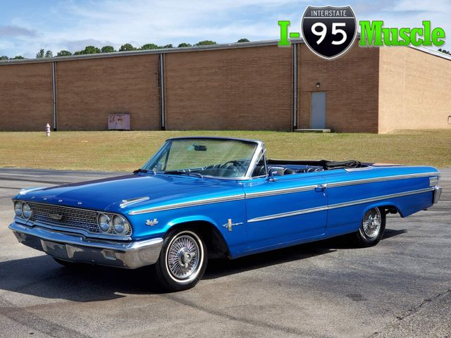 1963 Ford Galaxie Convertible