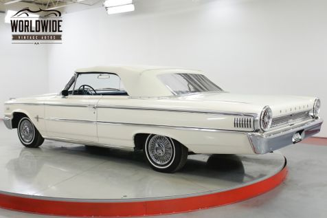 1963 Ford GALAXIE RARE CONVERTIBLE 390 NEW PAINT AND TOP | Denver, CO | Worldwide Vintage Autos in Denver, CO