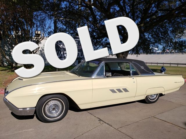 1963 Ford Thunderbird  Landau Coupe 390, Automatic 72k! | Dallas, Texas | Corvette Warehouse  in Dallas Texas