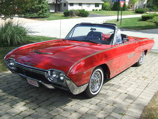 1963 Ford Thunderbird    Mokena, Illinois   Classic Cars America LLC in Mokena Illinois