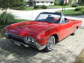 1963 Ford Thunderbird  | Mokena, Illinois | Classic Cars America LLC in Mokena Illinois