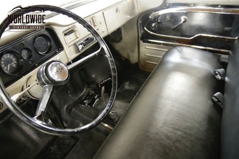 1963 GMC SUBURBAN CARRYALL 4x4 RARE AMBLEWAGON COLLECTOR 1 OF 100 | Denver, CO | Worldwide Vintage Autos in Denver, CO