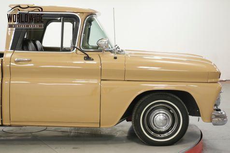 1963 GMC TRUCK SHORT BOX MANUAL LOWERED | Denver, CO | Worldwide Vintage Autos in Denver, CO