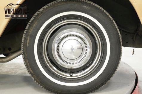 1963 GMC TRUCK SHORT BOX V6 MANUAL LOWERED | Denver, CO | Worldwide Vintage Autos in Denver, CO